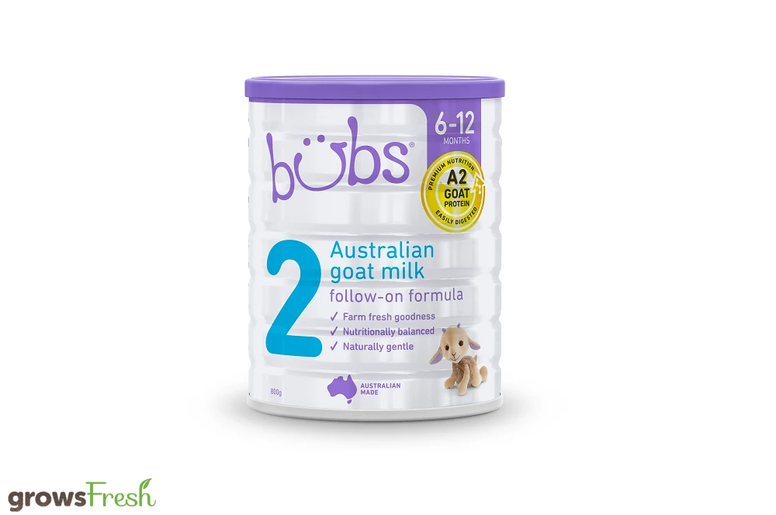 Bubs - Goat Follow On Formula Stage 2 - Australian