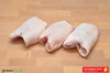 enviroganic farms - Organic Free Range Chicken - Fresh Skin on Thigh Fillets - Australian