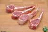 Great Southern Lamb - Cutlets - Frenched & Cap Off - Grass Fed - Chilled - Australian