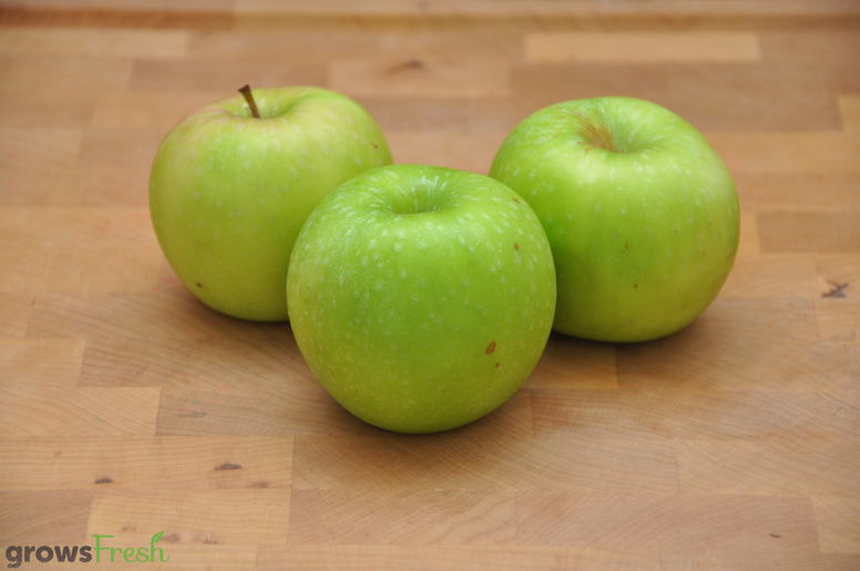 Organic Apples - Green
