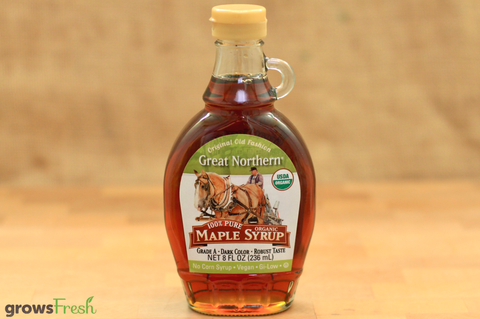Organic - Maple Syrup - Canadian Grade A