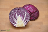 Organic Cabbage - Red - Australian