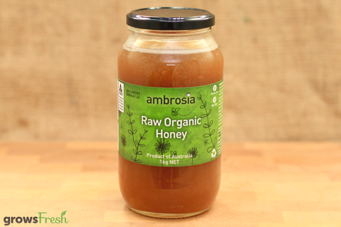 Organic Raw Honey - Australia