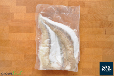 Wild South - Deep Sea Flathead  - Fillets - Snap Frozen - Australian