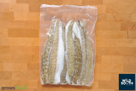 Wild South - King George Whiting - Fillets  - Snap Frozen - Australian