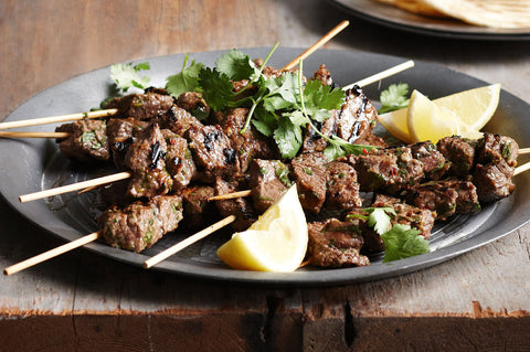 growsFresh - Premium Beef Kebab - Grass Fed - Australian