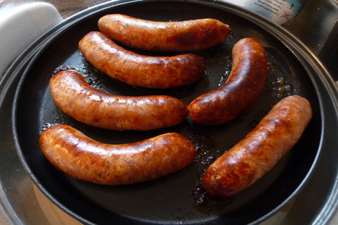 growsFresh - Beef - Sausages - Plain - Small - Grass Fed - Australian