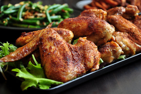 Hazeldene's Free Range Chicken - Wings Whole - Frozen - Australian