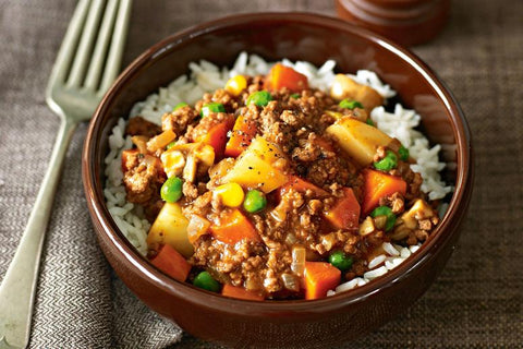 Cherry Tree Organics Reguar Beef Mince - Frozen