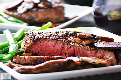 Cherry Tree Organics Beef Sirloin (Striploin) Steak