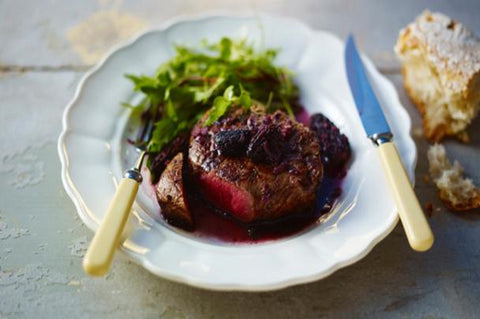 Cherry Tree - Organic Beef - Tenderloin - Steak - Grass Fed - Australian