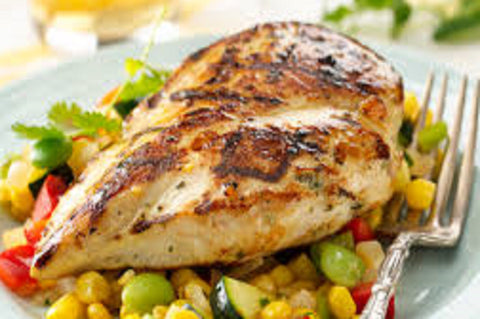 Organic Free Range Chicken Breast - Frozen - enviroganic Farms