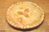 Cherry Tree - Organic Family Pie - Grass Fed Beef & Vegetable - Australian