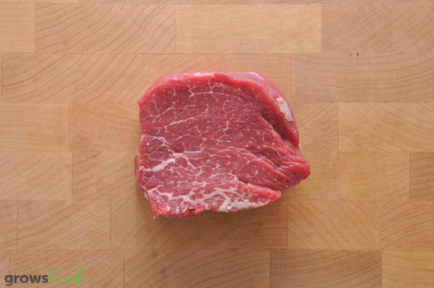 growsFresh - Beef - Tenderloin (Eye Fillet) Steak - Grass Fed - Australian