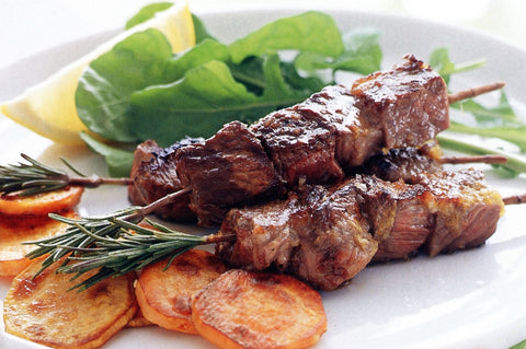 Great Southern Lamb - Lamb Kebabs - Chilled -  Grass Fed - Australian