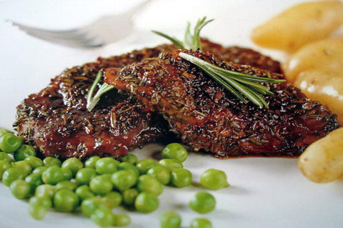 Great Southern Lamb - Leg Steaks - Boneless - Grass Fed - Chilled - Australian