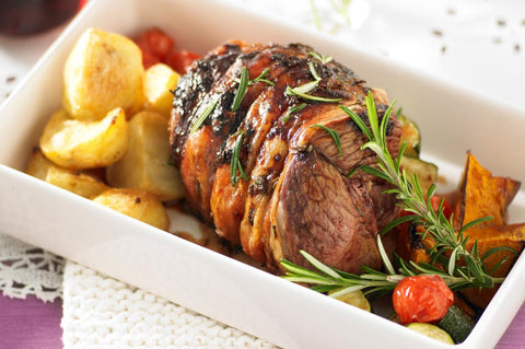 Great Southern Lamb - Leg Mini Roast - Grass Fed - Chilled - Australian