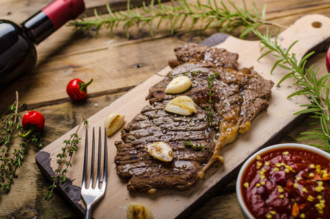 King Island Beef - Rib Eye (Scotch Fillet) - Steak - Grass Fed - Australian