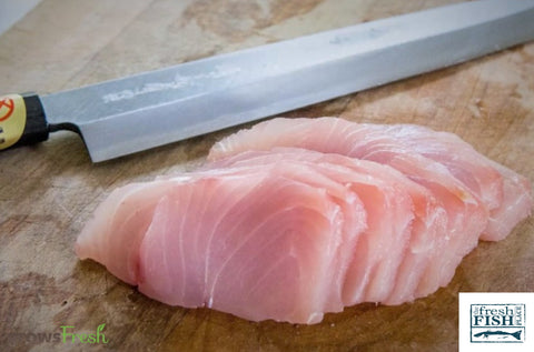 Spencer Gulf Kingfish - Portions - Frozen - Australian