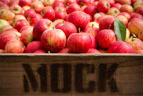 Organic Apples - Red - Bulk per Box -  Australian