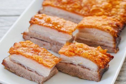 Bangalow Pork - Pork Belly - Boneless Rind On - Australian