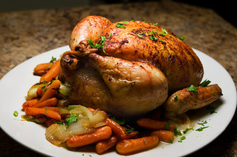 Hazeldene's Free Range Chicken - Whole Chicken - Frozen - Australian