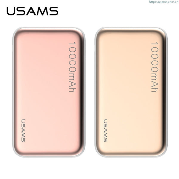 USAMS Portable Power Bank 10000mAh US-CD03