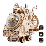 Steampunk Music Box - Spaceship