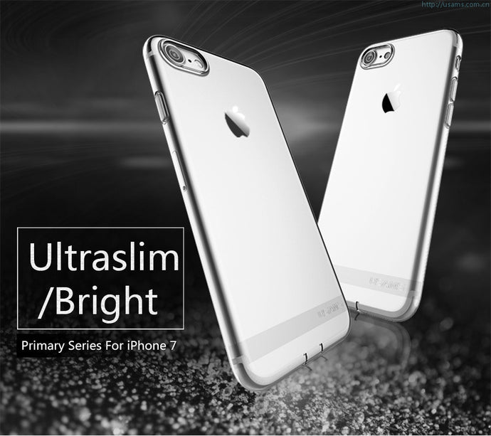 Clearance Deal! USAMS Primary Series Ultra Thin Case For iPhone 8/7 & 8+/7+