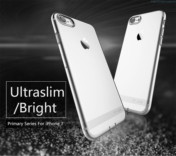 USAMS Primary Series Ultra Thin Case For iPhone 8/7 & 8+/7+