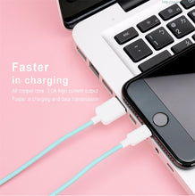 USAMS US-SJ097 iPhone Lightning Cable White 1m