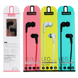 USAMS US-SJ076 in-ear Line Control Earphone Leo Series