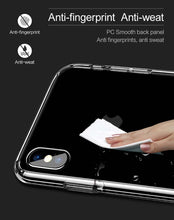USAMS Janet Series Luxury PC+TPU Shell Back Case for iPhone X