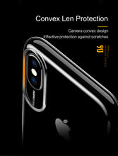 USAMS Primary Series Soft TPU Back Case for iPhone X