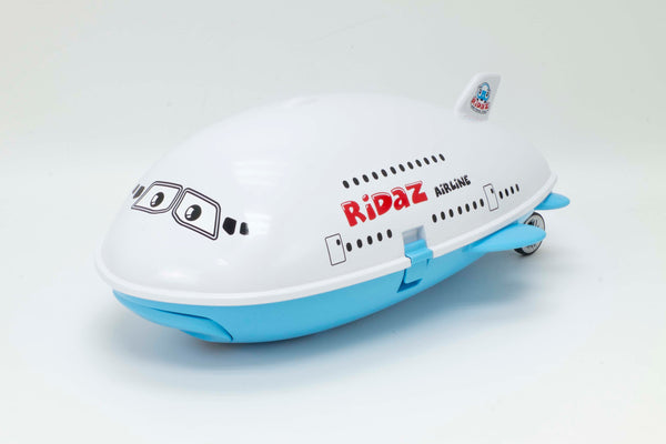 Ridaz Airplane Children's Luggage