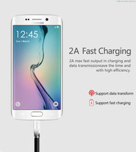 USAMS U-Strength Series Micro USB Zinc Alloy Cable