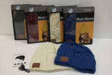 ISP Bluetooth 4.1 Hands-free Stereo Music Double Layer Beanie