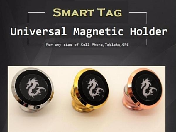 Smart Tag Universal 360° Magnetic Stand Holder For All Mobile