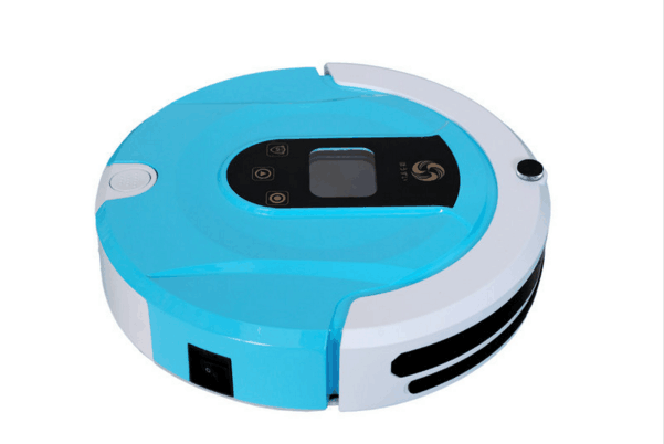 Clearance Deal! FengRui Vacuum & Wet Mop Dry Wipe Robot with Remote