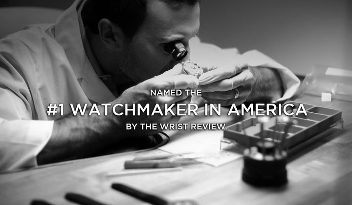 Niall Named #1 Watchmaker In America For A Second Time