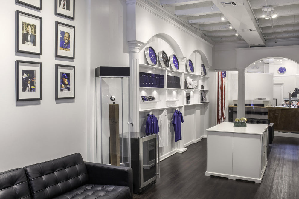 Opening The Flagship Retail Store