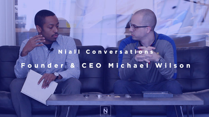 Niall Conversations | Episode 1 | Founder & CEO Michael Wilson (Video)