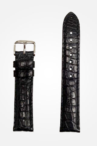 Alligator Strap (Black)