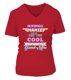T-Shirt Mamie - On m'appelle Mamie car je suis trop cool pour qu'on m'appelle Grand-Mère - Koolishirt