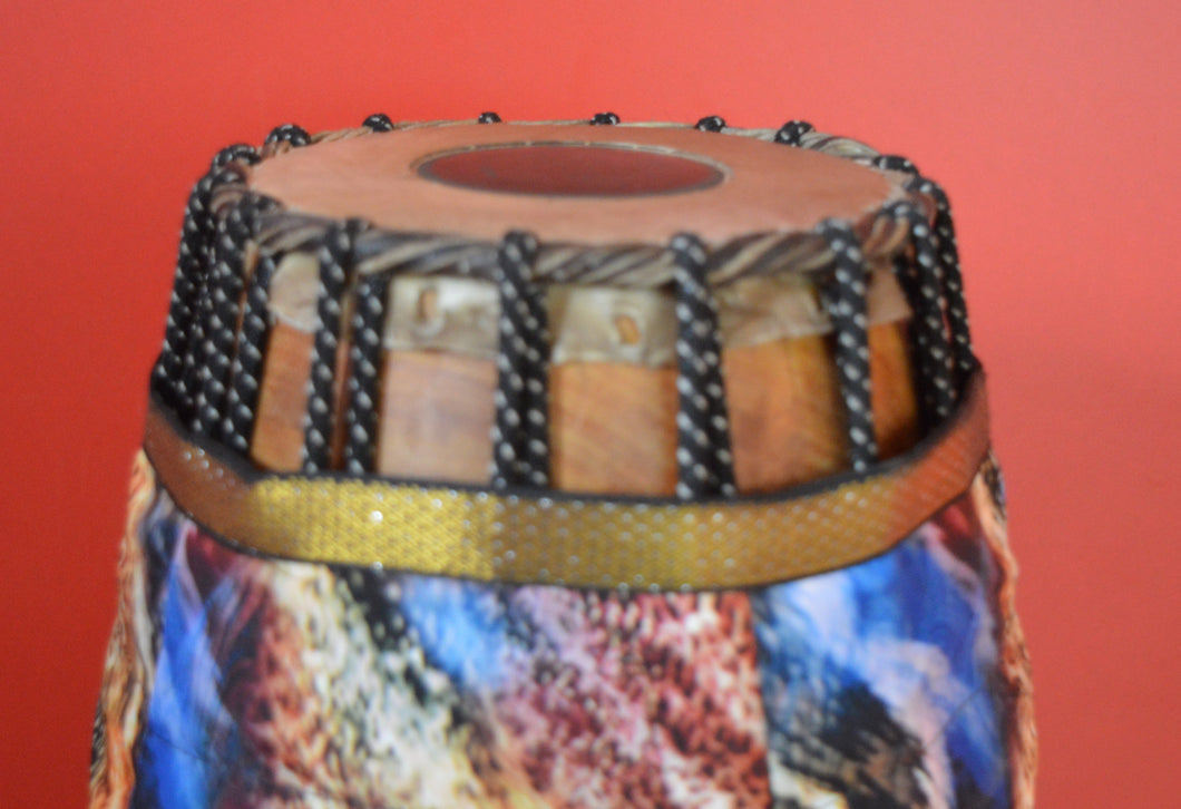 Traditional Mridangam (Pro-Quality)