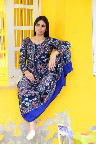 Abstract Print Maxi - The Ethnic Fix - Dubai - UAE