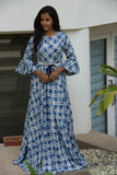 Ocean Belt Dress - The Ethnic Fix - Dubai - UAE