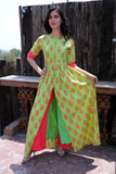 Basil and Coral Set - The Ethnic Fix - Dubai - UAE
