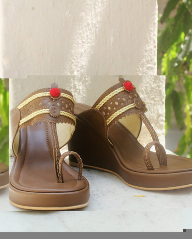 KAITOON WEDGE - The Ethnic Fix - Dubai - UAE