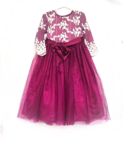 Sugarplum Gown
